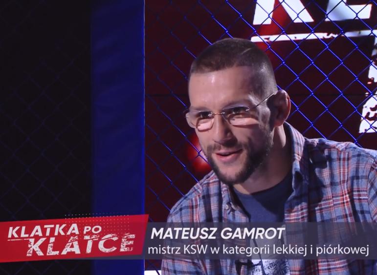Mateusz Gamrot Oficjalna Strona Internetowa